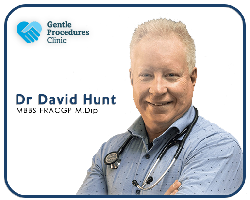 Dr David Hunt offers 24/7 support post operatively, giving patient's & families piece of mind.
